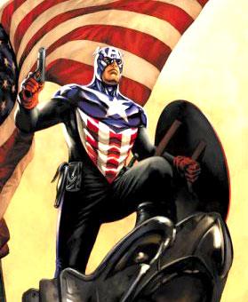 O capitán América