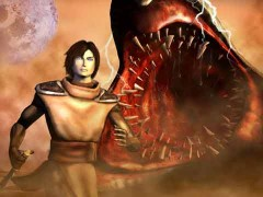 Unha imaxe do videoxogo