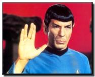 O señor Spock