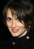 A actriz Winona Ryder